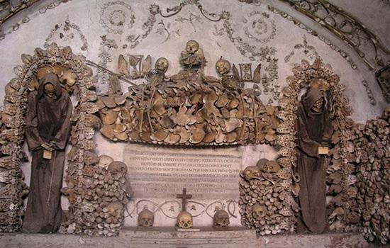 Римские катакомбы — подземный мир, который удивит