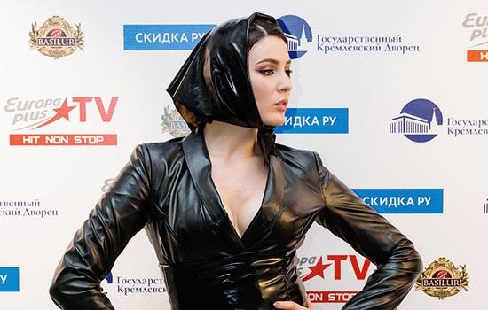 Украинская певица Maruv стала лучшей российской исполнительницей