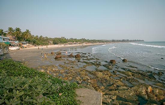 Отдых на пляжах Гоа