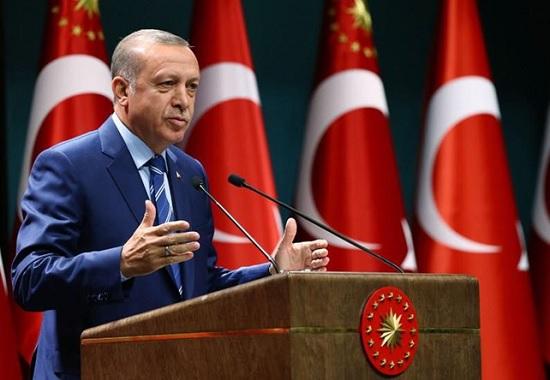 Эрдоган отменил налог на проживание в отелях Турции