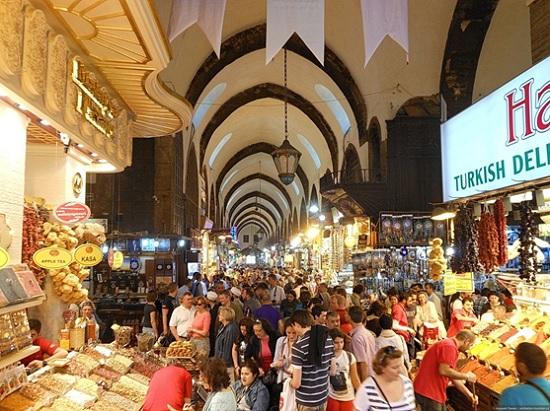 Базары и рынки Стамбула