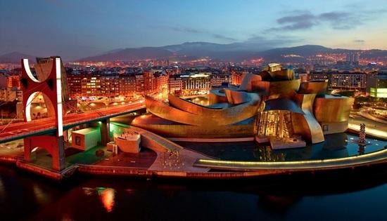 Бильбао, пульсирующее сердце севера Испании