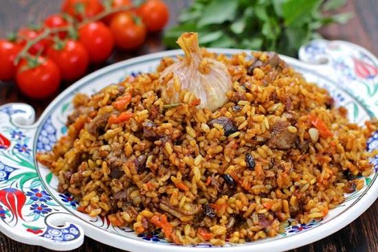 Традиционные блюда Турции