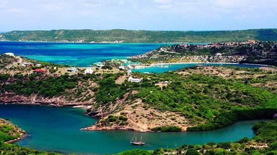 Антигуа и Барбуда - сердце Карибов
