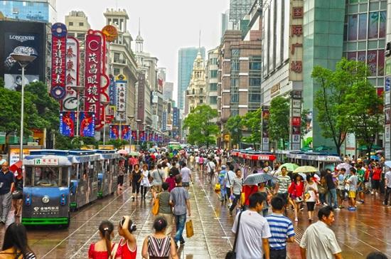 Шанхай – центр культур всего мира