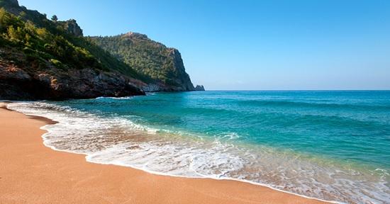 Пляж Клеопатры - жемчужина Алании