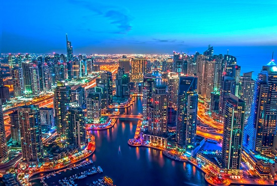 Дубай — город мечты