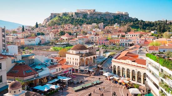 Афины – город солнца