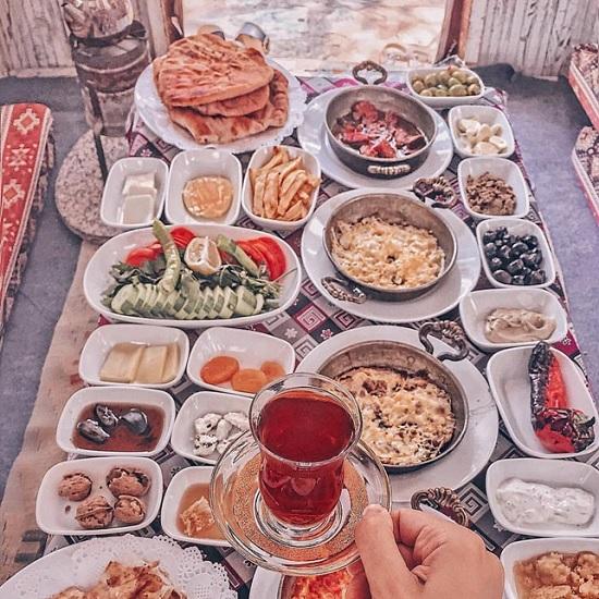Турецкие завтраки включат в список нематериального наследия ЮНЕСКО