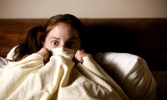 Учёные выяснили, почему снятся кошмары