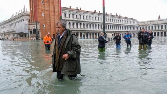 Венеция тонет: в чем на самом деле причина?