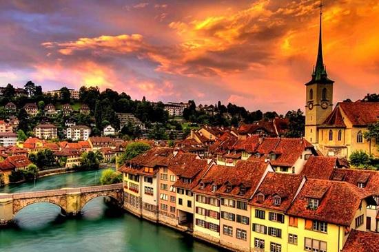 """Швейцария - страна загадок - """"gursesintour.com"""" - познавательный  туристический портал"""