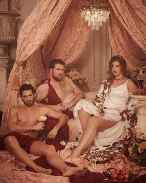 Dolce & Gabbana сняли бодипозитивную кампанию