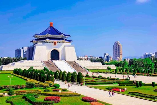 Тайбэй - культурный и туристический центр Тайваня