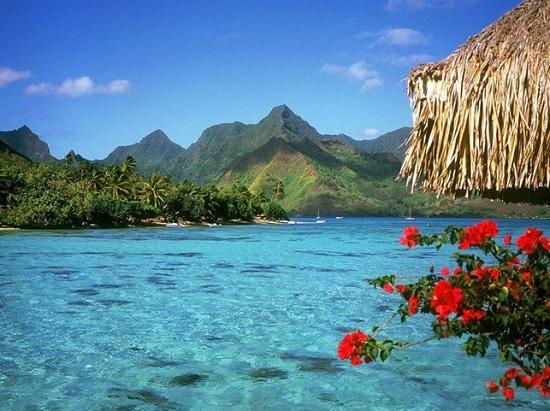 Острова в океане: Французская Полинезия