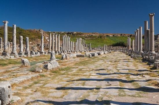Термессос – непокоренный античный город
