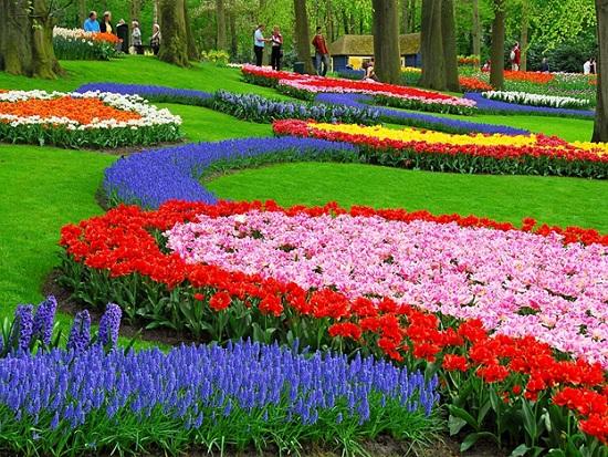 Парк Гюльхане – дом цветов на территории Стамбула
