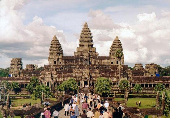 Храм Ангкор-Ват (Камбоджа) - дом истинных богов