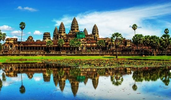 Чудеса Света: Чарующая Камбоджа