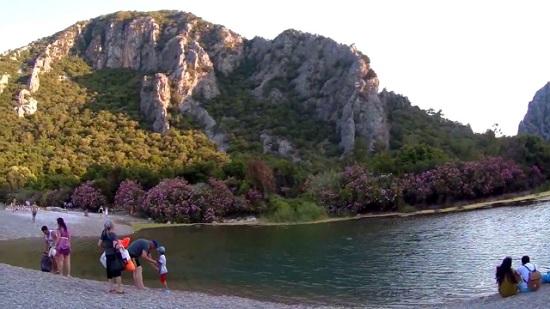 Огненное чудо света: Гора Янарташ (Кемер)