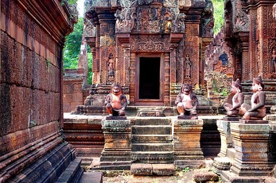 Лучшие места Камбоджи: Сием Рип