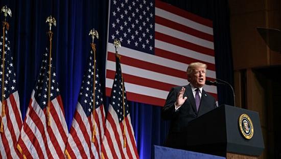 Трамп угрожает применить против Ирана новейшее оружие
