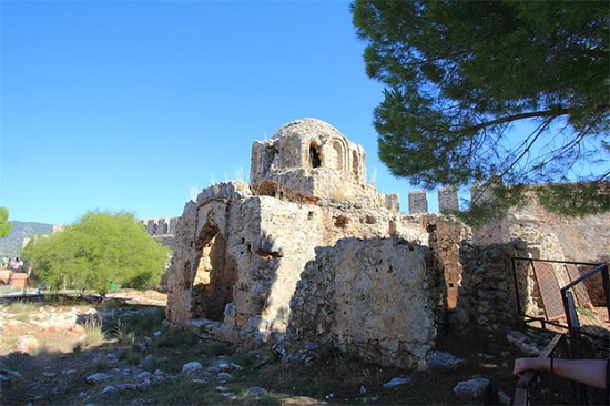Тарсус, уютный город окружённый множеством легенд и мифов