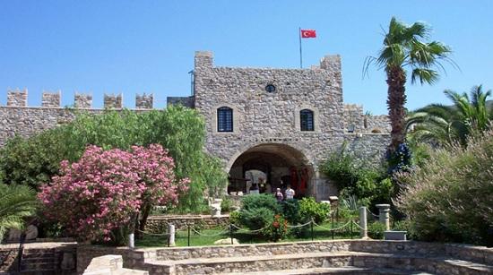 Крепость Мармариса – главная достопримечательность Мармариса