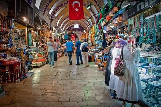 Покупки в Турции – увлекательные Шопинг – туры на любой вкус