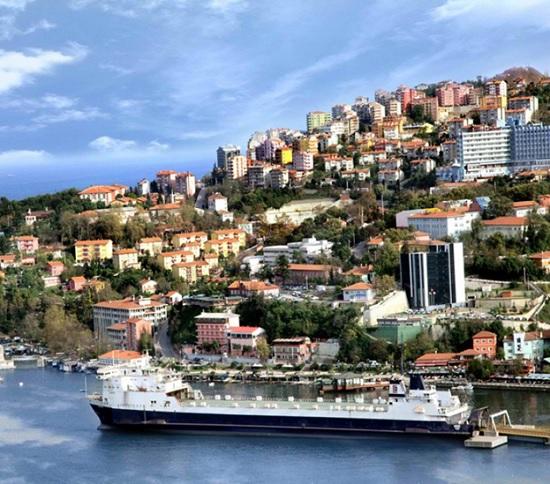 Зонгулдак – чёрная жемчужина черноморских курортов Турции