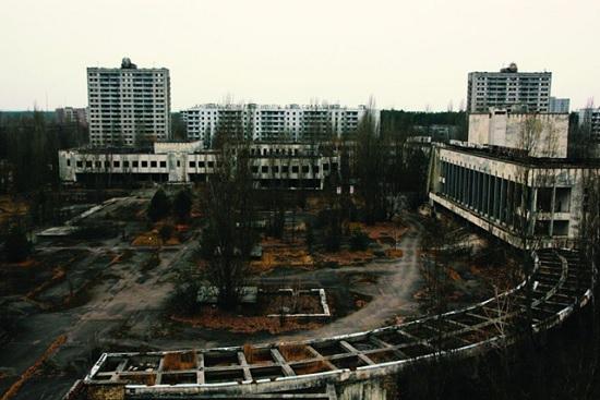 Припять - город-призрак со своей историей