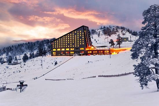 Назван самый дорогой горнолыжный курорт Турции