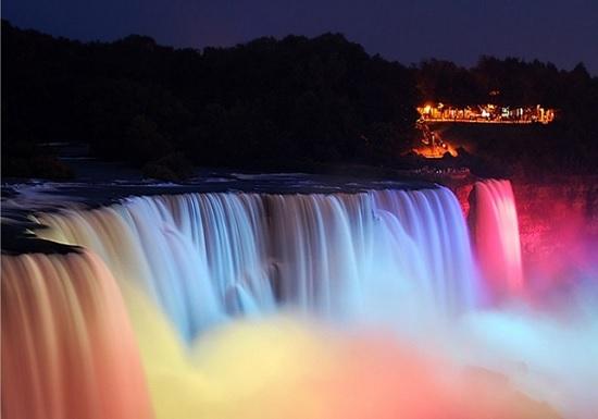 Ниагарский водопад — самый красивый водопад планеты