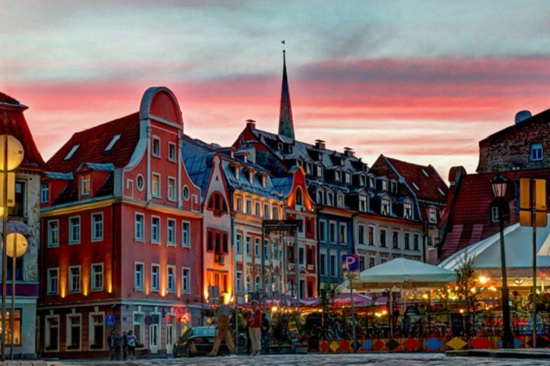 Рига – туристическая жемчужина Латвии