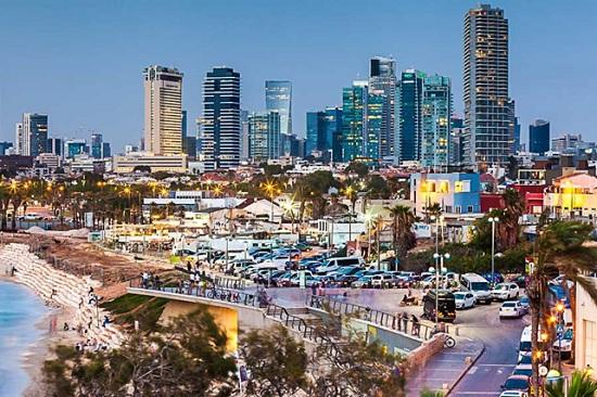 Тель-Авив пообещали сделать самым востребованным у туристов городом мира