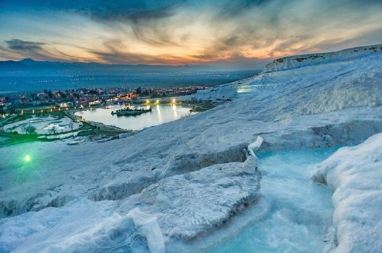 Топ термальных курортов Турции
