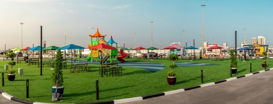 В столице ОАЭ открылась новая зона развлечений