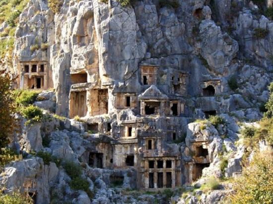 Достопримечательности Кемера – топ самых посещаемых мест курорта