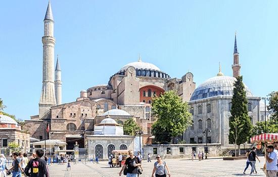 Что в первую очередь стоит посмотреть в Стамбуле?