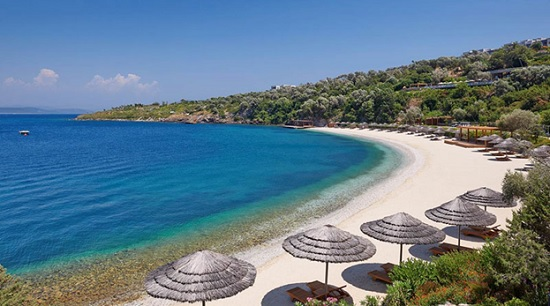 Битез-Бодрум – тихая туристическая гавань Турции