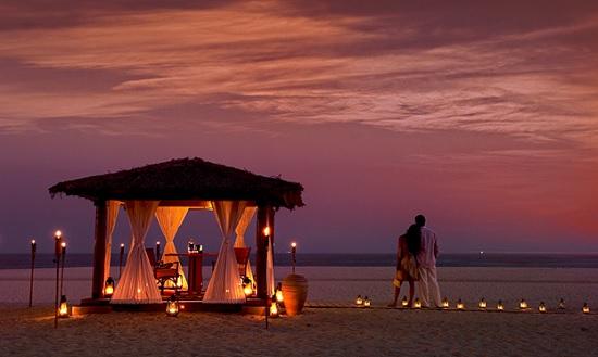 Самые романтичные места Турции
