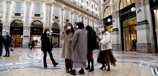 Туристический сектор ЕС потерял 2 миллиарда евро из-за коронавируса