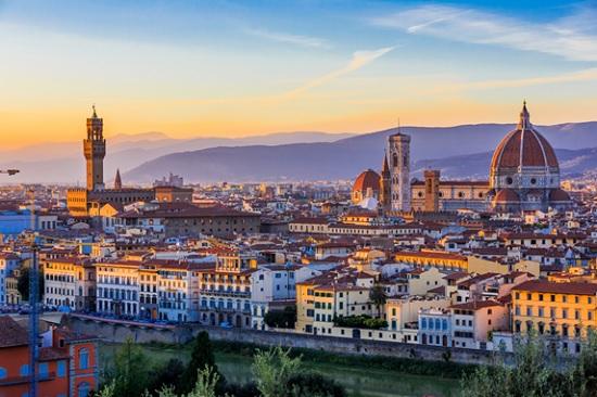 Флоренция — жемчужина эпохи Возрождения!