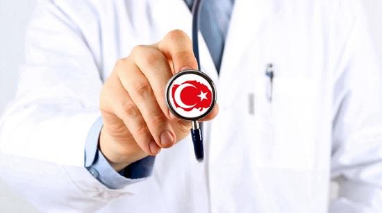 Медицинское обслуживание в Турции