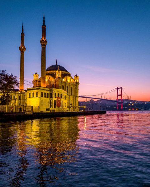 Как провести идеальные выходные в Стамбуле