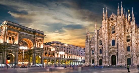 Милан – сердце Северной Италии