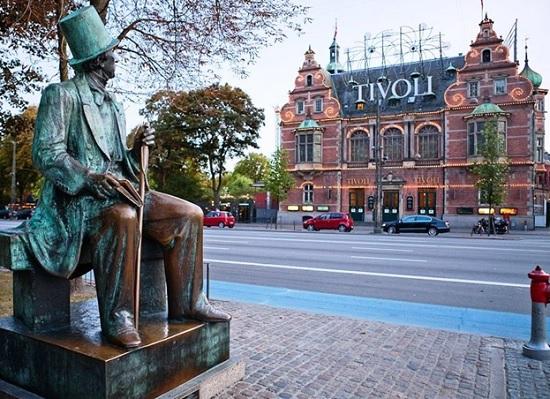 Копенгаген – культурная жемчужина и город – сказка современной Дании