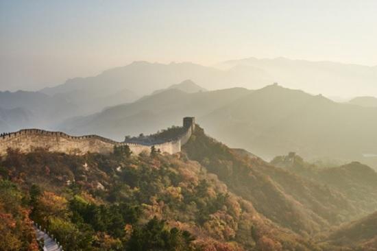 В Китае часть Великой стены открыли для туристов