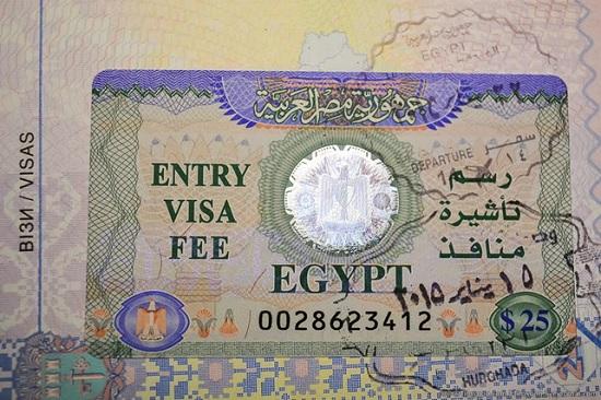Египет вводит туристические визы: все подробности