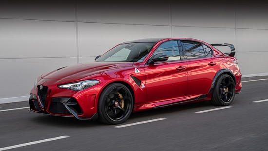Преображение Alfa Romeo Giulia: классическую модель превратят в электрический суперкар